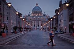 Basilica di San Pietro // Vaticano (davidpc_) Tags: italy vatican rome roma italia basilica vaticano sanpietro sanpedro 2011
