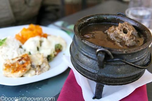 Ostrich Neck Stew