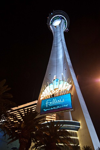 Day 246/365: The Stratosphere, Las Vegas