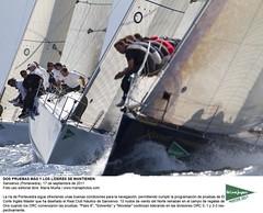 La flota de ORC disputó dos nuevas pruebas en El Corte Inglés Máster