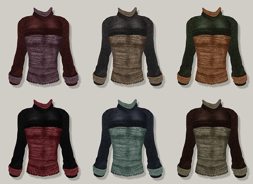 A:S:S - Fall Sweater