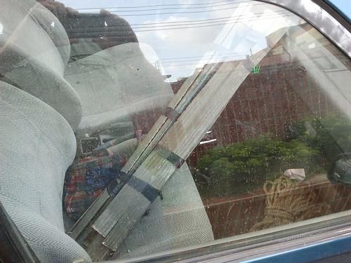 Our Car Got Stolen