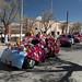 Le macchine addobate a festa (Abra Pampa)