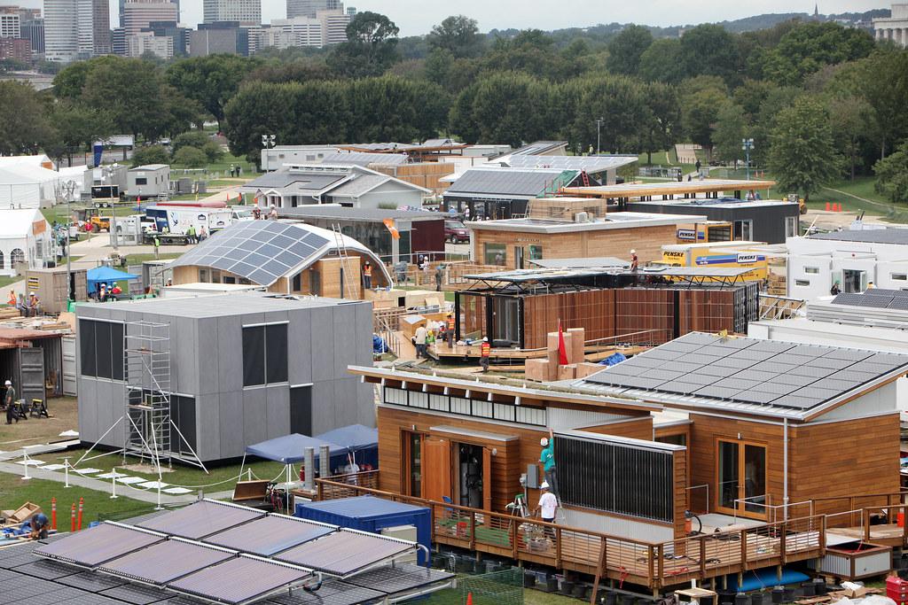 Assembly: Solar Village