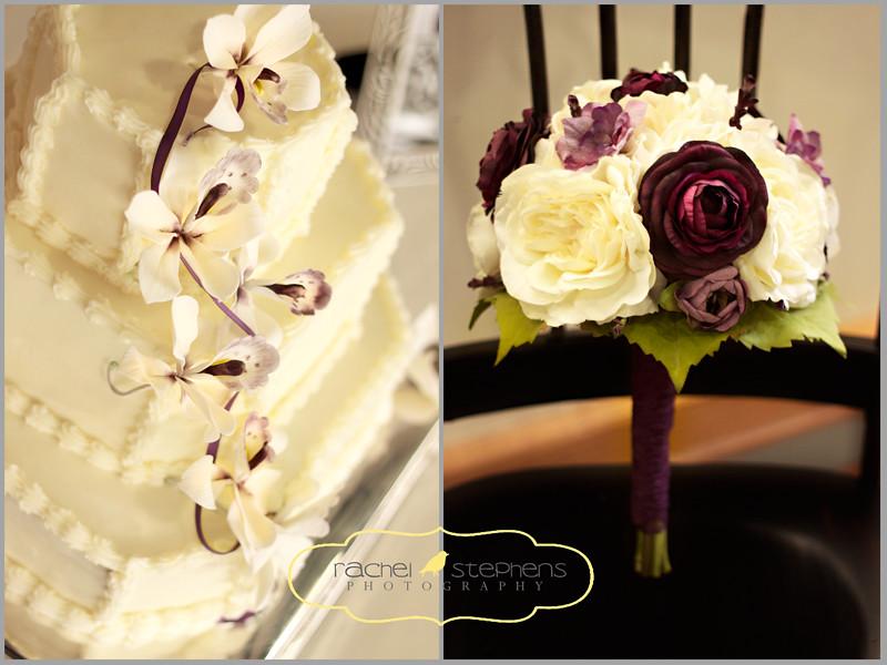 Wedding Cake, Wedding Bouquet