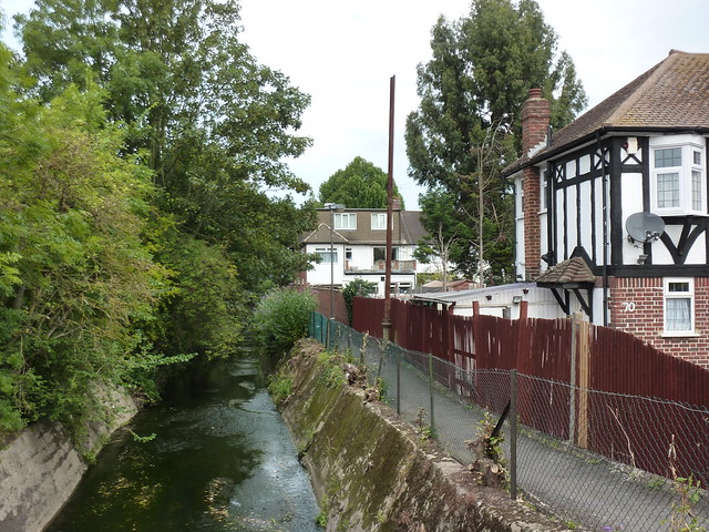 Hello to the Beverley Brook
