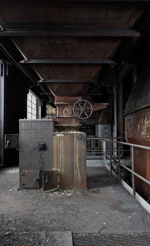 18) Coal Chute