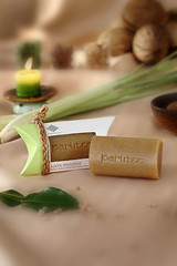 Parutee - Lemongrass Soap (Parutee) Tags: thailand health organic herbal aromatherapy skincare homespa asianheritage thaiproduct herbalproduct asianproduct silkprotein naturalingredient naturalhomespa asiansecret
