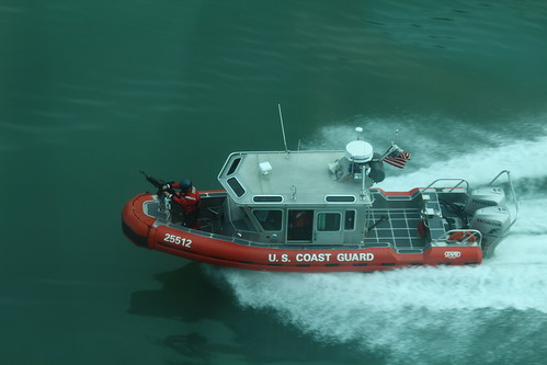 Coast Guard Gun Boat