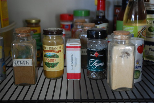 DIY Spice Jar Labels - DIYdiva
