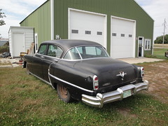 53 Chrysler Imperial (DVS1mn) Tags: black cars car minnesota sedan three imperial chrysler mopar 53 mn luxury nineteen 1953 fifty wpc chryslerimperial walterpchrysler 4door chryslercorporation nineteenfiftythree