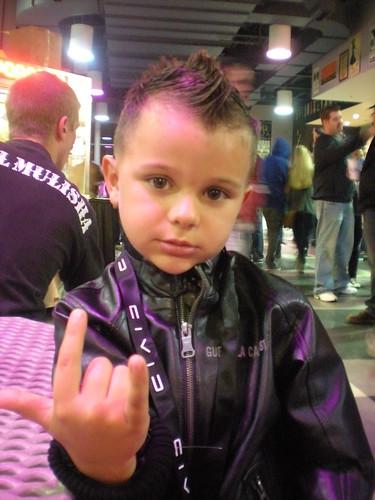 The Ricky The Rocker