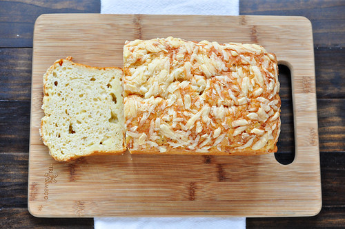 Quick Cheese Bread