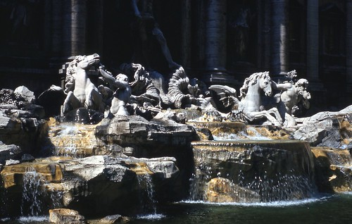Fountain of Trevi 2