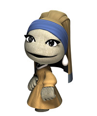 LittleBigPlanet 2 Move Pack: PearlPose