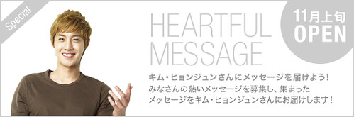 Kim Hyun Joong Heat Fact Homepage [110920]