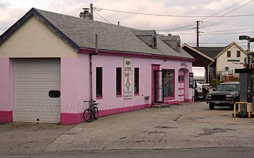 Pink Gas