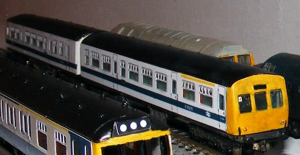 Class 101 in refurbished white