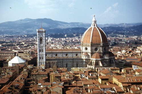 San Giovani Church Florence