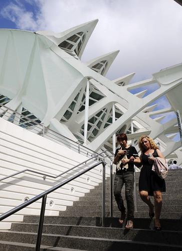 Ciudad de las Artes y las Ciencias 02
