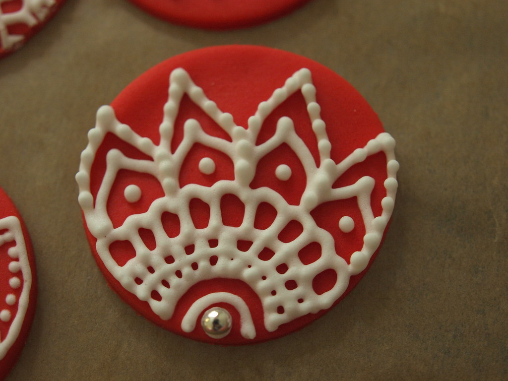 Mehndi Cake Toppers : The world s most recently posted photos of cupcakes and
