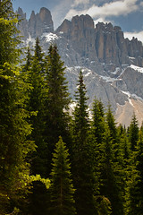 "Latemar Spires • <a style=""font-size:0.8em;"" href=""http://www.flickr.com/photos/55747300@N00/6173529662/"" target=""_blank"">View on Flickr</a>"