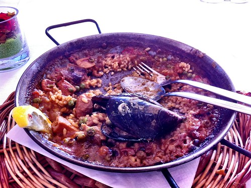 Vic | Club Tenis Vic | Paella