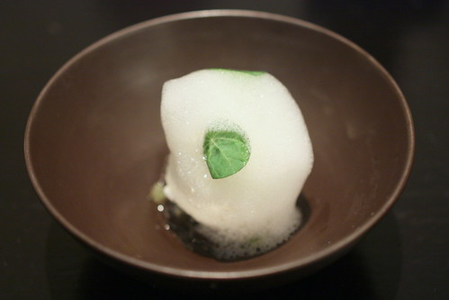 IApple, Cucumber, Poppy Seed, Nasturtium, Lemon