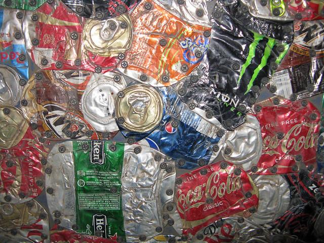 LD - B.O.B. - Smashed cans - 1