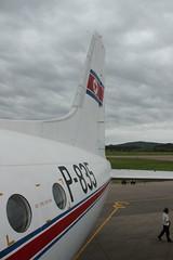 Air Koryo Il-18 Aircraft (Ray Cunningham) Tags: de air north korea du popular coot repblica nord northkorea core corea dprk coreadelnorte koryo ilyushin il18 democrtica de