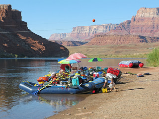 Grand Canyon National Park: Lees Ferry Launch Ramp 2062