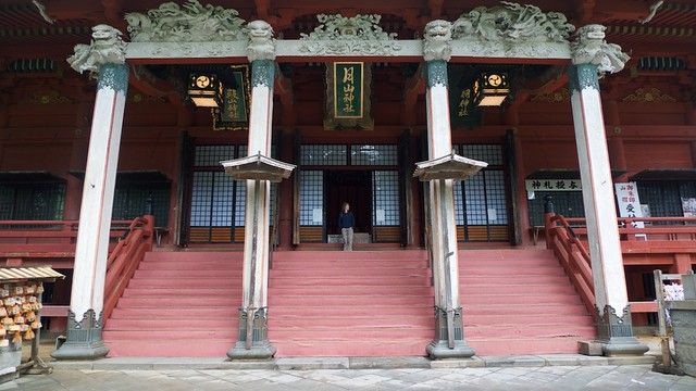 Haguro-san shrine/temple