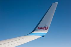 Boeing 737-800 Winglet (Victor van Dijk (Thanks for 4M views!)) Tags: canon wing boeing winglet 737800 daxle gxl xlairways sunweb victormk1 wwwvictorvandijkcom