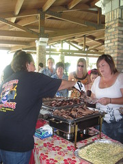 "Big Mike's BBQ goes Hawaiian @ Southdown Pavillion • <a style=""font-size:0.8em;"" href=""http://www.flickr.com/photos/67820596@N03/6178844821/"" target=""_blank"">View on Flickr</a>"