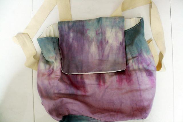 3. Personal (Tie-Dye Bag)