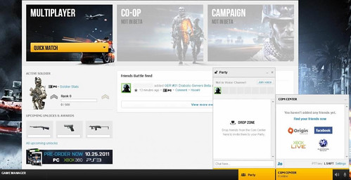 Battlefield 3 Leaked Battlelog Screenshots Reveal New Info