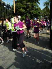 Run to the Beat 2011 (10) (kenjonbro) Tags: uk london marathon runners woolwich woolwicharsenal se18 kenjonbro fujihs10 runtothebeat2011