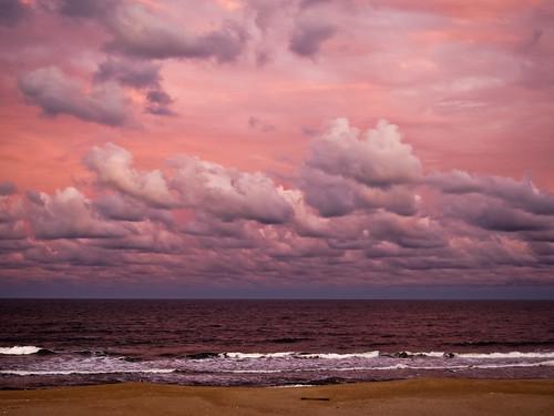 フリー写真素材, 自然・風景, 海, 雲, アメリカ合衆国,
