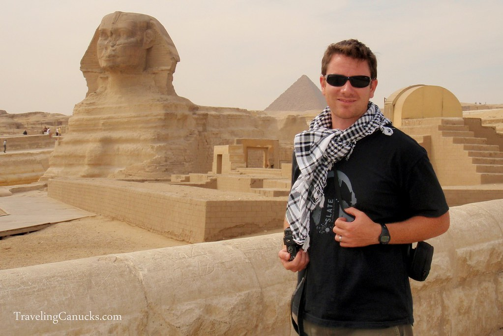 Cam and the Sphinx