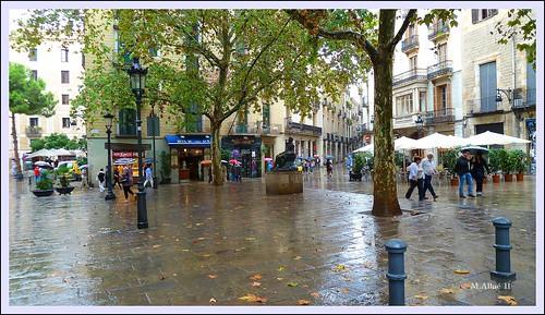 Ciutat Vella (2) by Miguel Allué Aguilar