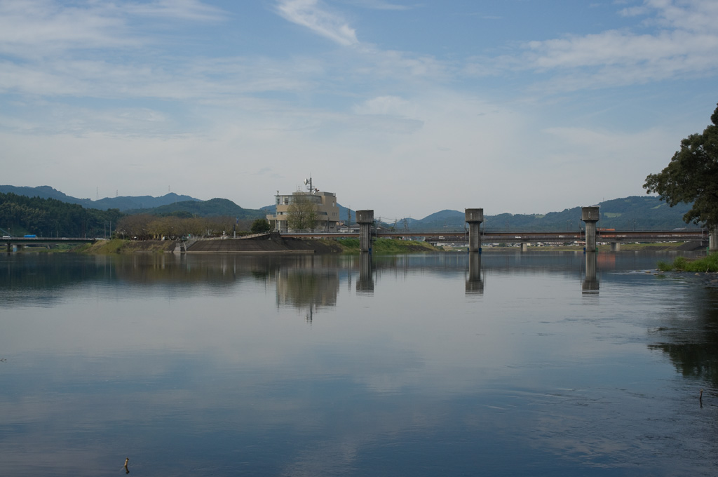 Mikuma river