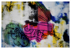 (spennyc) Tags: abstract color art texture lines design outsider cleveland funky conceptual