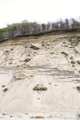 Glacial Outwash in Coastal Bluff (sandy richard) Tags: usa newyork unitedstates geology wildwood calverton wildwoodstatepark newyorkstateparks sandyrichard longislandgeology sandrarichard