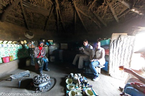 Visiting a traditional house/shop