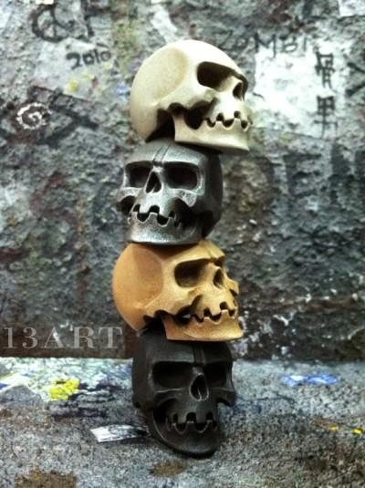 Skulls by XIII