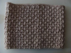 Slip Stitch Cowl