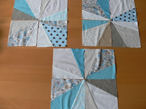 Jenny: WIP Wedding Quilt