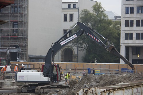 Leipziger Platz No. 12 Construction