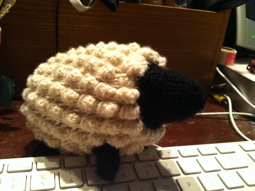 Irene the sheep