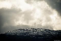 (Sandra Rssum) Tags: autumn mountain norway cloudy haukeli arbuvollen